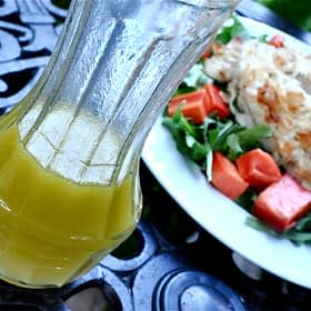Tequila Lime Dressing