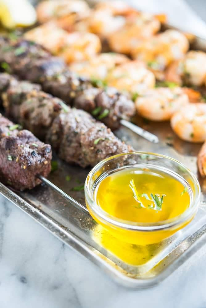 healthy valentines day roundup surf and turf