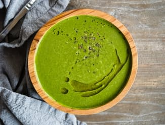 Four Greens Soup