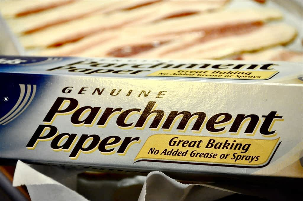how to cook perfect bacon parchment paper