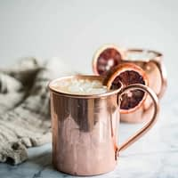 Spiced Harvest Mule