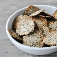 Spiced Seed Chips (nut-free and egg-free)