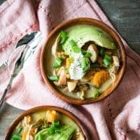 Simple Not-Chili Soup