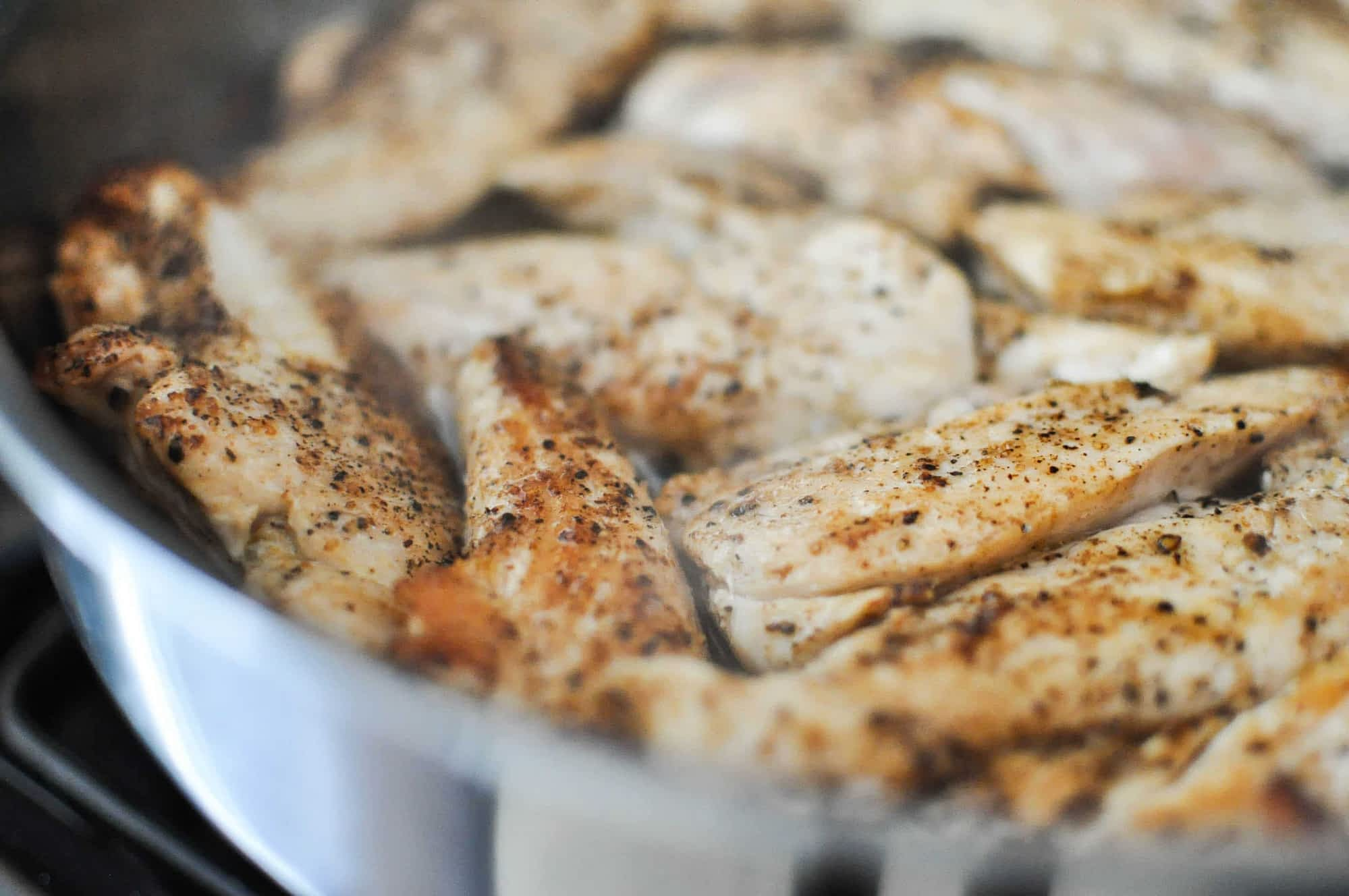 Paleo Chicken Tetrazzini | Fed and Fit-23