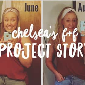 Chelsea's Fed & Fit Project Story