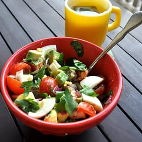 The Breakfast Salad
