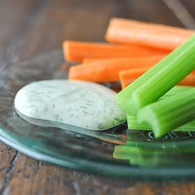 5-Ingredient Paleo Ranch Dressing [VIDEO]