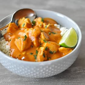 Paleo Pumpkin Curry