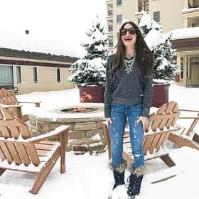 Casual Sparkles at Steamboat Springs