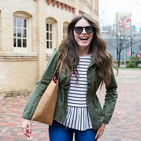 Smitten with Old Navy