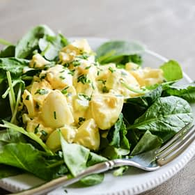 Mom's Egg Salad