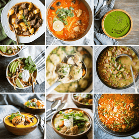 Healthy Soup Roundup