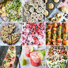 60+ Brunch Recipes that are Perfect for Mother's Day
