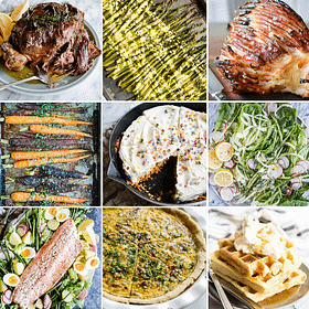 45 Gluten Free Easter Recipes