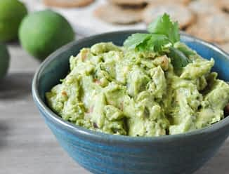 Semi-Homemade Guacamole