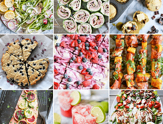 healthy mothers day roundup