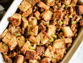old fashioned gluten free stuffing