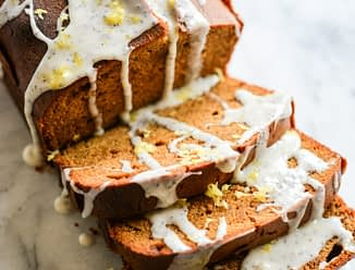 Lemon Poppyseed Pound Cake