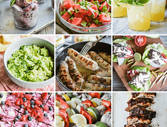 Paleo Summer BBQ Recipe Round Up