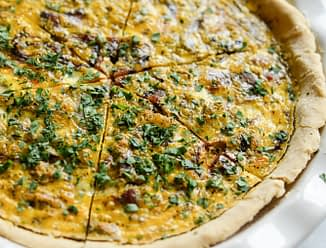 quiche lorraine easter recipe