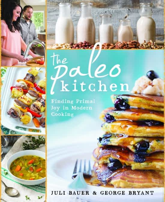 The Paleo Kitchen book cover