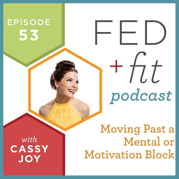 How to get past mental blocks
