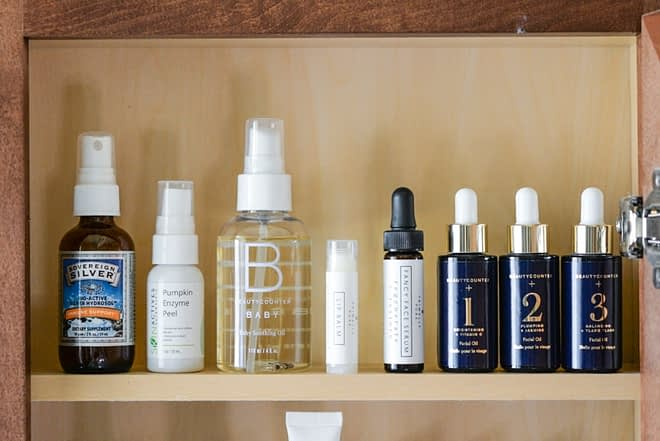 my safer beauty routine