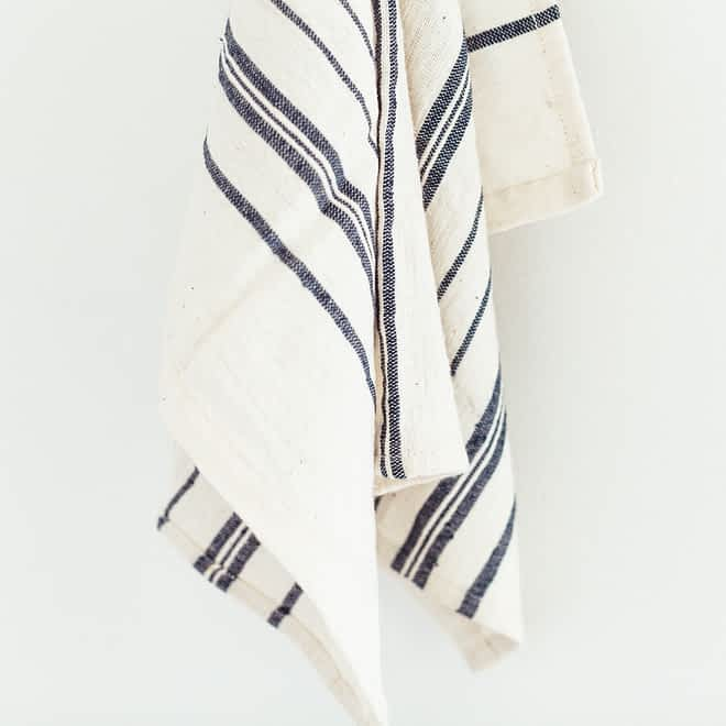 tea towel - sustainable gift guide