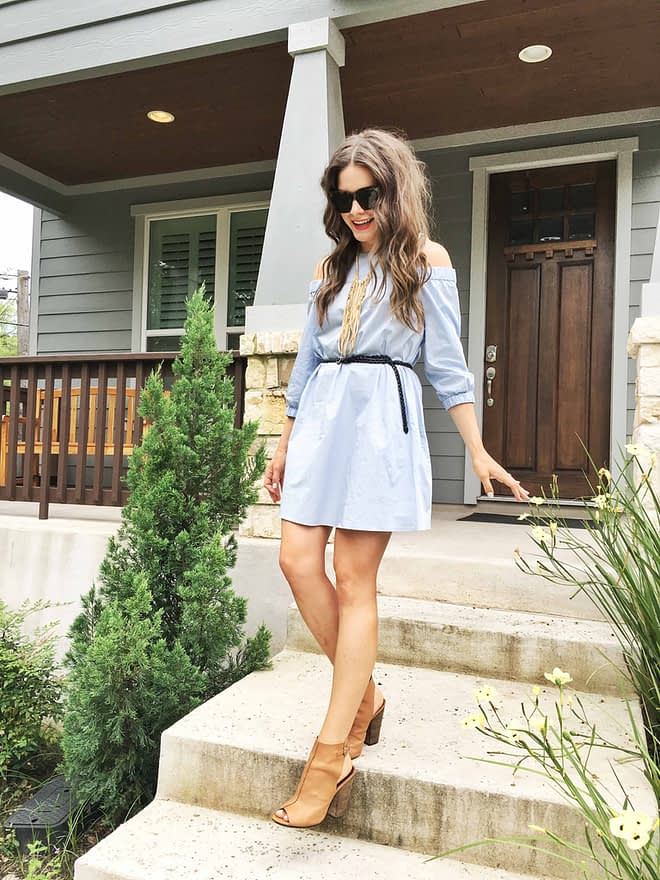 Fed and Fit Powder Blue and Summer Boots