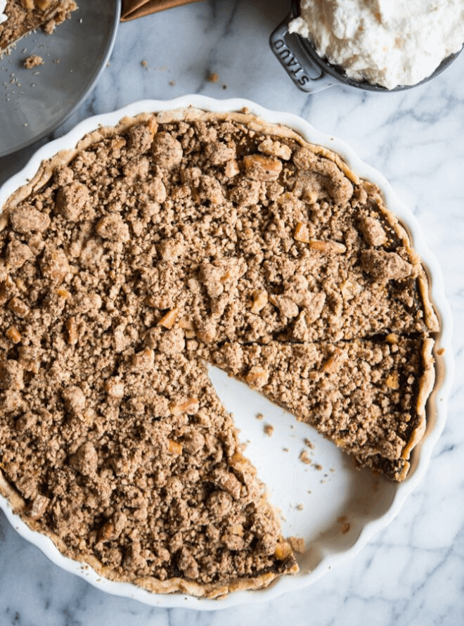 egg free pumpkin pie