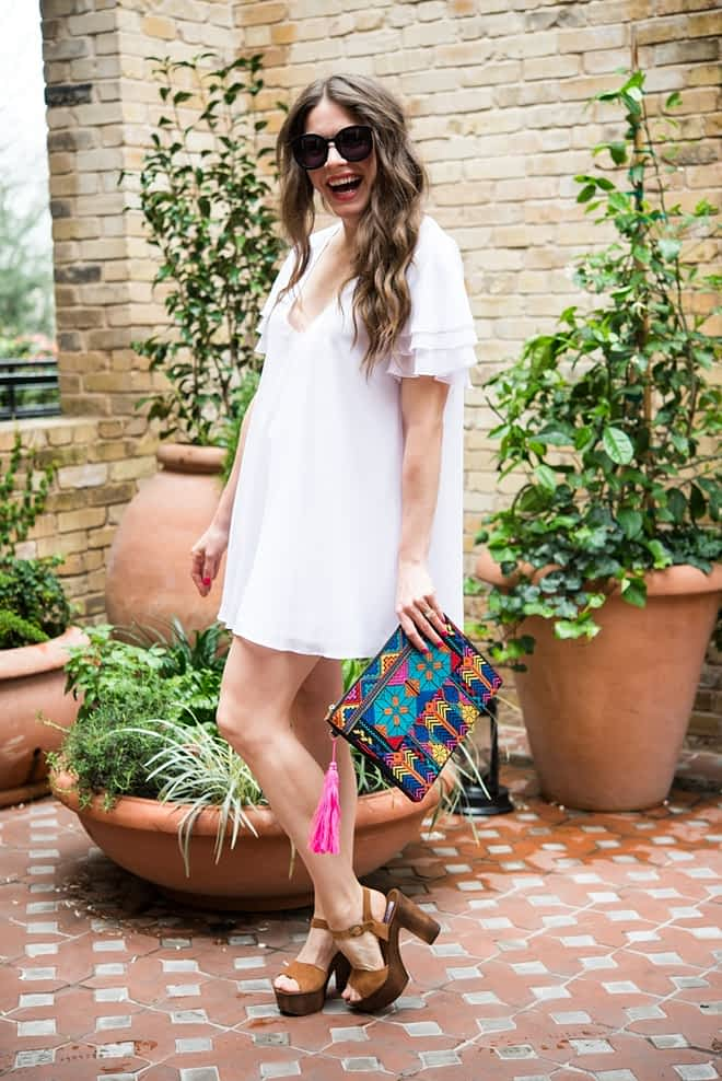 White Mumu Fed and Fit-5