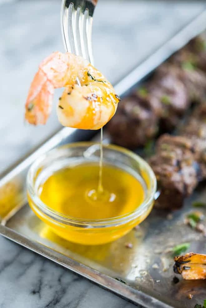 Surf and Turf Kabobs