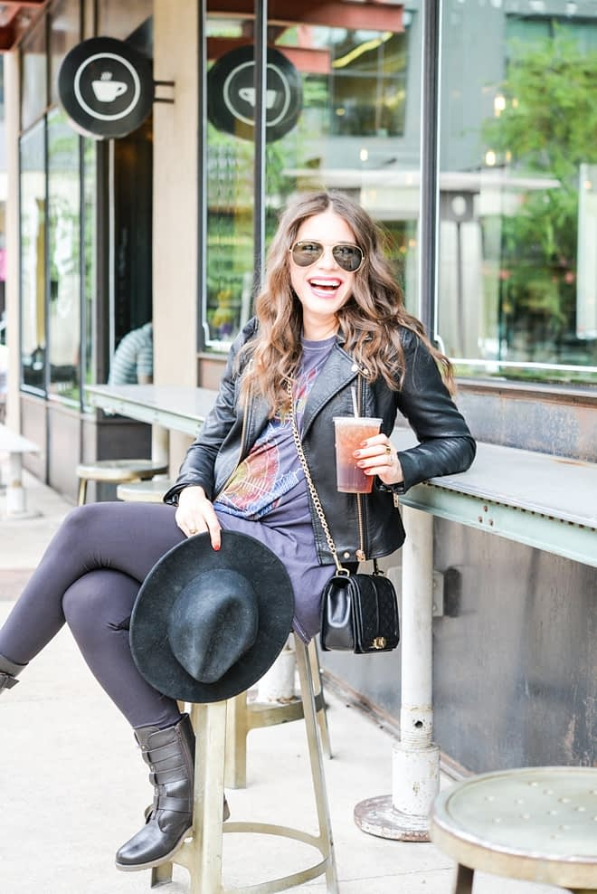 Maternity Wear with an Edge (style, maternity) - Fed and Fit