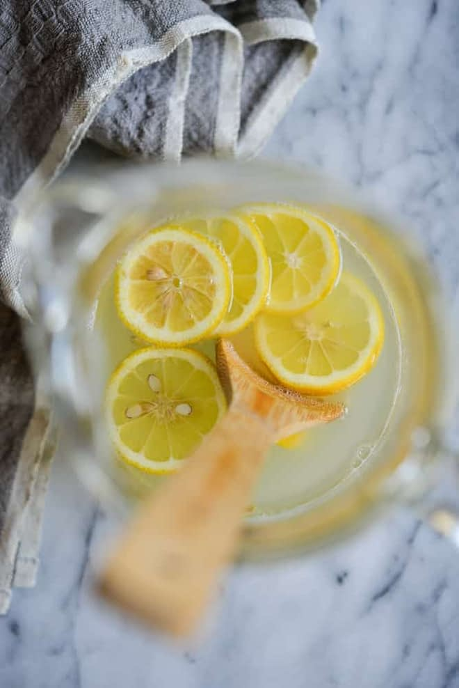 Lemon Ginger Punch