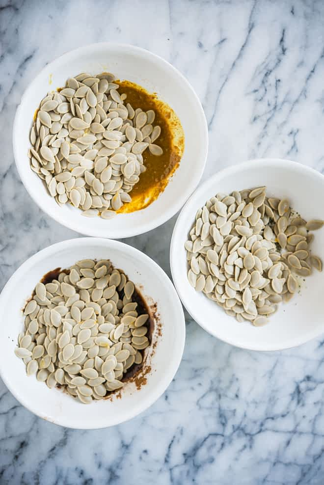Homemade Pumpkin Seeds Fed and Fit-10