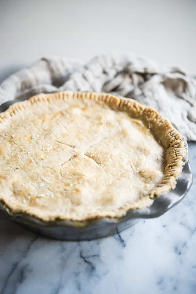 Gluten-Free Turkey Pot Pie