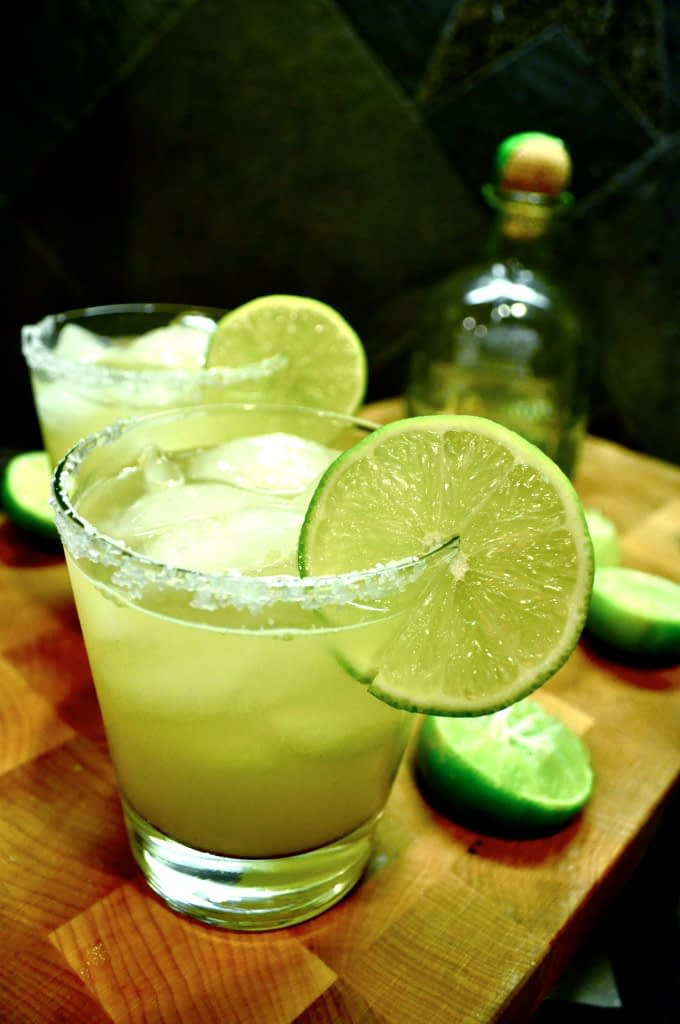 The Fed and Fit Skinny Margarita