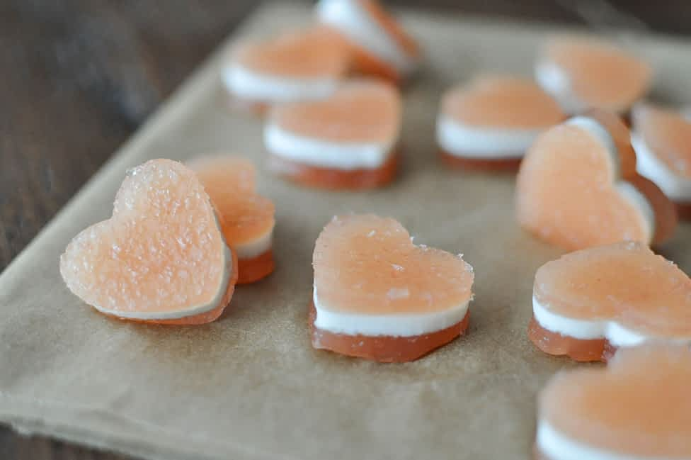 Valentine Heart Gummies